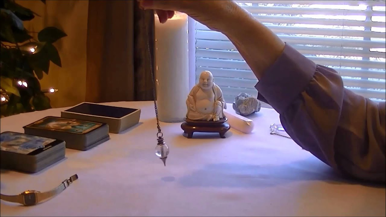 How to Use a Pendulum to Improve Your Life